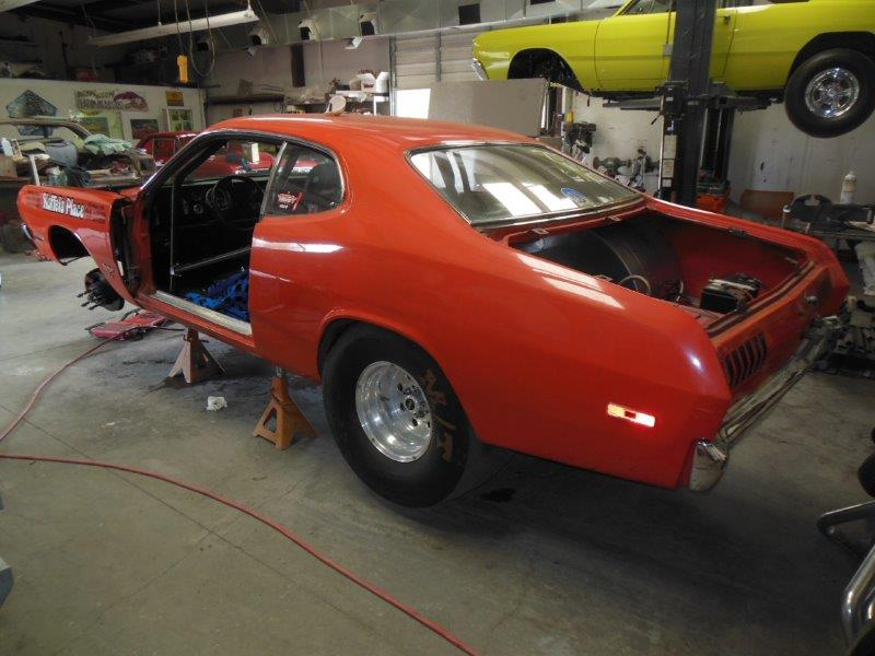 1971 Dodge Demon Pro Stock